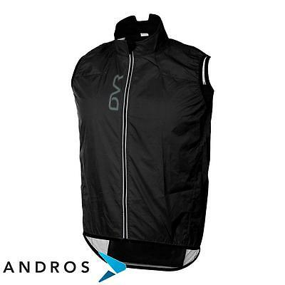 DVR ZERO LINE - Windstopper gilet Black Man