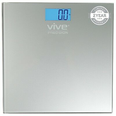 Digital Bathroom Scale by Vive Precision - Best Selling Accurate Weight Scale...