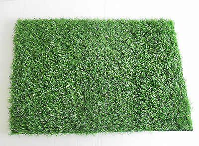 Artificial Grass 60 cm x 40 cm - Turf Oblong - Green Grass