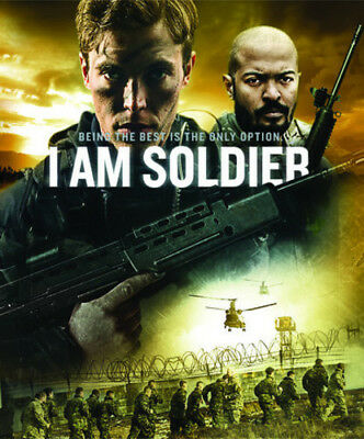 I Am Soldier [New Blu-ray] Manufactured On Demand, Ac-3/Dolby Digital