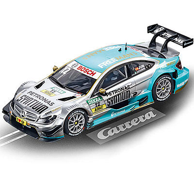 CARRERA Slot Car 27510 AMG Mercedes C-Coupe DTM No.12 - 1/32 Scalextric