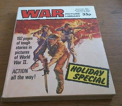 War Picture Library Holiday Special, 1979