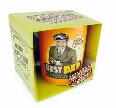 Only Fools and Horses Best Dad Mug Gift Boxed 50754