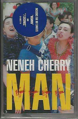 "Neneh Cherry"" Man "" Mc Sealed"