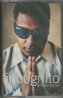 "Incognito ""remixed"" Mc Sealed Rara!!"