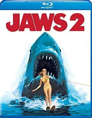 Jaws 2 [New Blu-ray] Snap Case