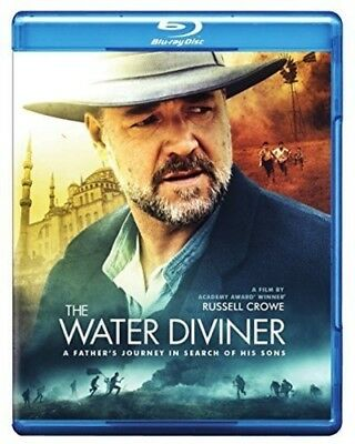 The Water Diviner [New Blu-ray] 2 Pack, Ac-3/Dolby Digital, Digitally Mastered