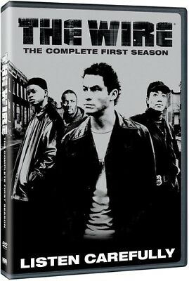 The Wire: The Complete First Season [New DVD] Boxed Set, Full Frame, Repackage