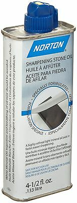 Norton 4-1/2-ounce Sharpening Stone Oil 1