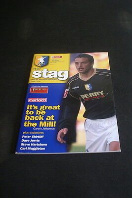 Mansfield Town V MK Dons 8 August 2006