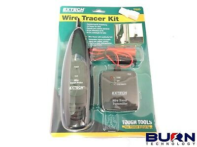 Extech TG20 Wire Tracer Kit - Identify wire pairs - continuity telephone line