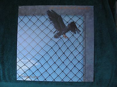 ORIGINAL VINTAGE 1983 Promo Poster Flat Little River Band Net 2-SIDED NMINT