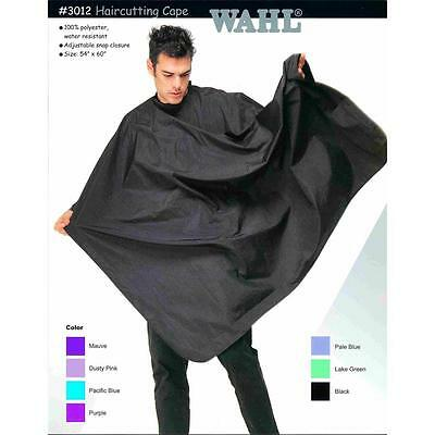 WAHL CAPES Cutting/Colouring Hairdressing/Barber/Salon 100% Polyester Waterproof