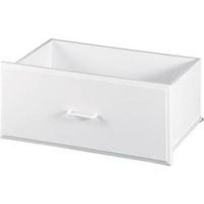 The Stow Company Closet Drawer White Dlx 12In RD2512