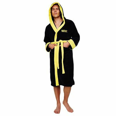 Official Rocky Italian Stallion Adult Fleece Dressing Gown Bathrobe - One Size