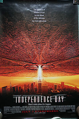 Independence Day (1996) US single Sheet Movie Poster 24 X 41 inches
