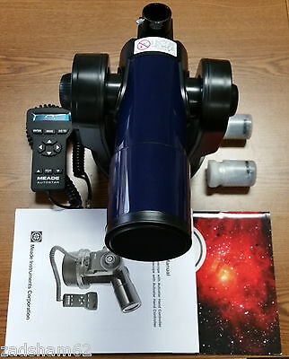 Meade Etx-60At Computer Controlled Refractor Telescope - Excellent Used