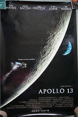 Apollo 13 (1995)  US Single Sided Movie Poster 27 x 40 inches