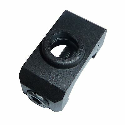 Airsoft Style Qd Single Point Sling Mount Black Design A