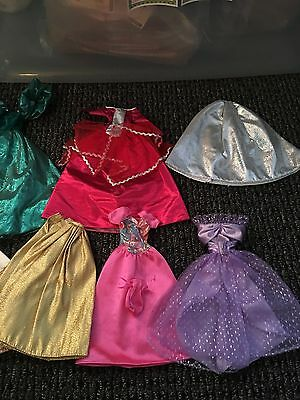 Lot of Vintage Barbie Clothes With Tags