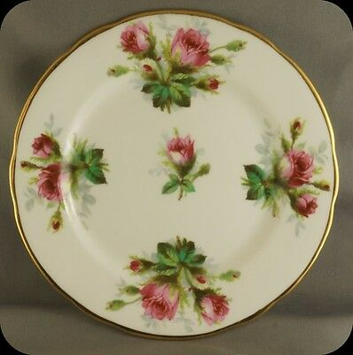 Hammersley Grandmothers Rose Salad Plate (Four Available)