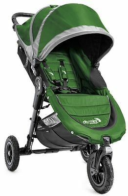 Baby Jogger City Mini GT Compact All Terrain Stroller Evergreen / Gray NEW 2016