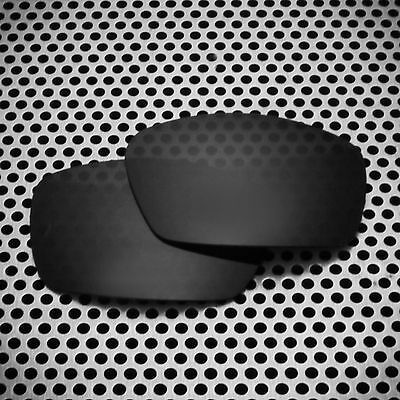 New Volt Polarized Black Replacement Lenses for Spy Optic Dirk