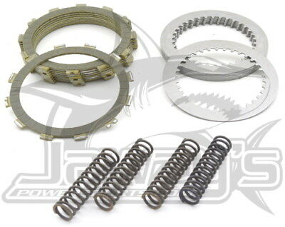 EBC Street Racer Complete Clutch Kit Aramid Frictions/Steels/Springs SRK38
