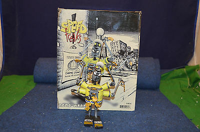 Lovely Country Artists Speed Freaks ''Robo-Warden'' No 04616 With Box RD5789