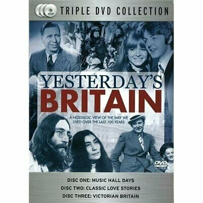 Yesterday's Britain [DVD] - DVD  4SVG The Cheap Fast Free Post
