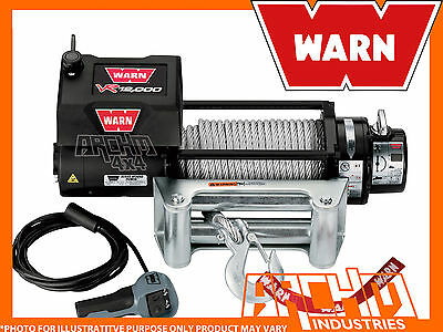"Warn ""vehicle Recovery"" Vr12000 (12000Lb 5443Kg)12Volt Winch"