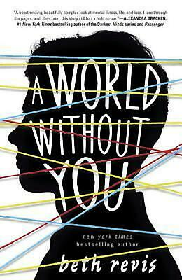 A World Without You by Beth Revis (English) Hardcover Book Free Shipping!