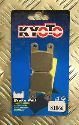 Peugeot Xps125 Ct Xps 125 Enduro Front And Rear Brake Pads