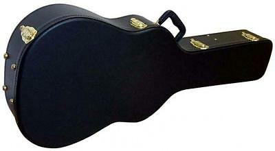 Stagg Shaped Hard Western Guitar Case - Dreadnought