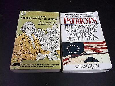 Selection Of Books On The American Revolution