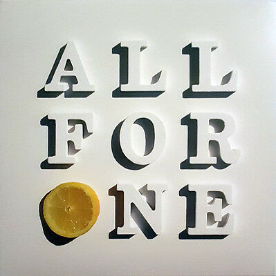 """THE STONE ROSES All For One 2016 7"""" vinyl limited numbered edition NEW/SEALED"""