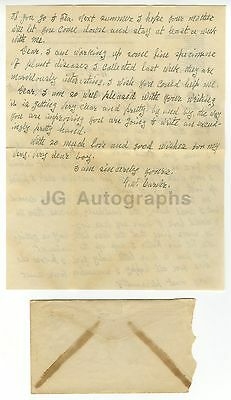 George Washington Carver - Prominent American Inventor - Autographed 1934 Letter
