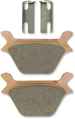 Double-H Sintered Rear Brake Pads EBC FA200HH