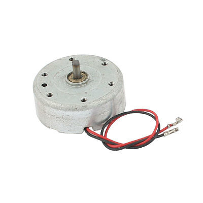 DC1.5-4.5V 3200RPM Speed Dual Wired Electric Vibration Vibrate Motor 25mmx9mm