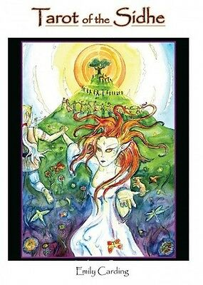 Tarot Of The Sidhe - New Paperback Book