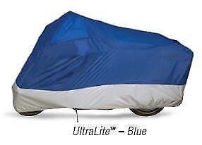 Dowco Blue Guardian Ultralite Motorcycle Cover 26034-01