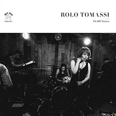 The BBC Sessions, Rolo Tomassi, 5060129115622