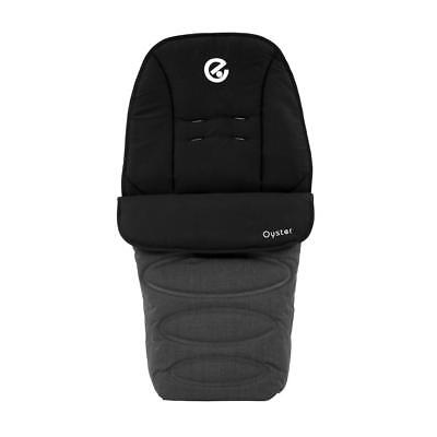 BabyStyle Oyster Footmuff (Tungsten Grey) Universal Cosytoes