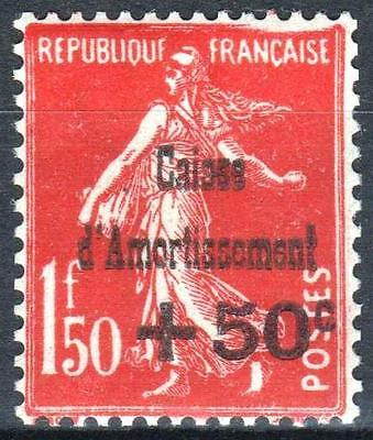 """FRANCE STAMP TIMBRE 277 """" C.A. SEMEUSE VARIETE CADRE BRISE """" NEUF xx LUXE M730"""