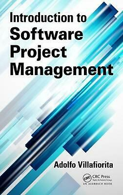 Introduction to Software Project Management by Adolfo Villafiorita (English) Har