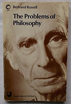 The Problems of Philosophy, Russell, Bertrand Paperback Book