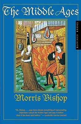 The Middle Ages by Morris Bishop (English) Paperback Book Free Shipping!