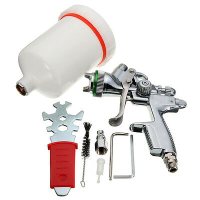 In Box Jet HVLP Spray Gun Gravity 1.3mm with Cup Painting Coche body HOT