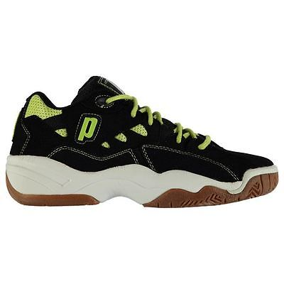 Prince Mens NFS Indoor II Court Shoes Lace Up Sports Training Breathable
