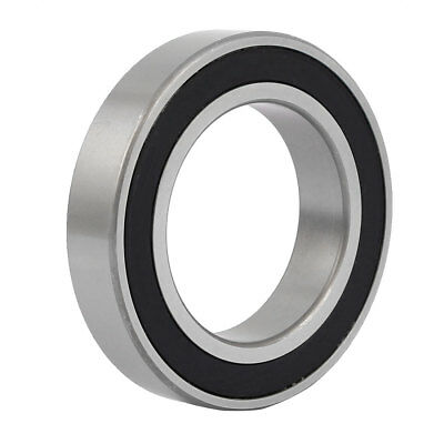 Replacement 6206RZ Roller-Skating Deep Groove Ball Bearing 62mm x 30mm x 16mm